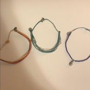 Pura Vida bracelet set